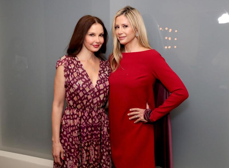 Ashley Judd and Mira Sorvino (Photo: Getty Images)