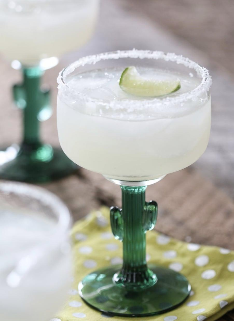 "<p>Más margaritas! Floridians are on the lookout for fresh margarita recipes, and we'll cheers to that.</p> <p><strong>Get the recipe</strong>: <a href=""https://inspiredbycharm.com/classic-margaritas/"" class=""link rapid-noclick-resp"" rel=""nofollow noopener"" target=""_blank"" data-ylk=""slk:margarita"">margarita</a></p>"