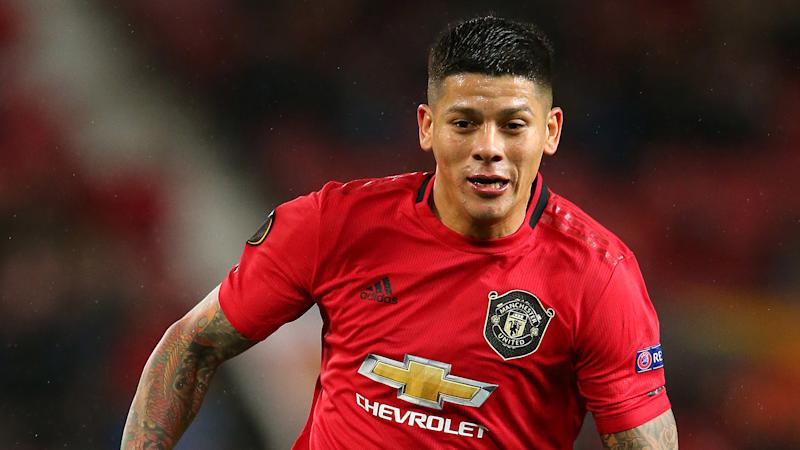 'That's why Rojo is still here' - Solskjaer hails Man Utd ace for stellar display against Partizan Belgrade