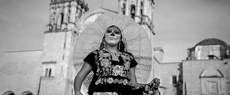 Why You Might Want to Reconsider Dressing Up as a Día de los Muertos Skeleton This Halloween