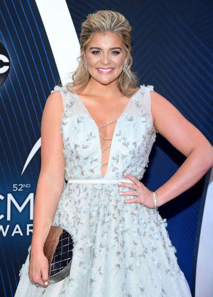 PHOTO: Singer-songwriter Lauren Alaina attends the 52nd annual CMA Awards at the Bridgestone Arena on November 14, 2018 in Nashville, Tennessee. (Jason Kempin/Getty Images)