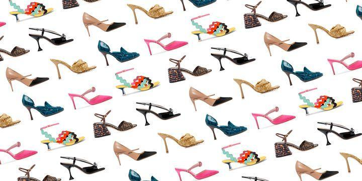 """<p class=""""body-dropcap"""">Shoes! Oh, how we have missed the excitement of slipping on a pair of fabulous heels to complete an outfit. Statement heels are back and they are here to make everything—even a pair of joggers (zippers, we'll deal with you later)—look amazing. Especially with <a href=""""https://www.townandcountrymag.com/style/fashion-trends/a27088762/summer-outfits-for-women/"""" rel=""""nofollow noopener"""" target=""""_blank"""" data-ylk=""""slk:summer's more relaxed silhouettes"""" class=""""link rapid-noclick-resp"""">summer's more relaxed silhouettes</a>, heels make us feel more like our pre-2020 selves and we can't wait. If your feet aren't ready for sky-high heels, don't fret, kitten heels and pumps have just as much potential to command attention. Stilettos, sandals, and more are ready for your next summer soirée, below. </p>"""