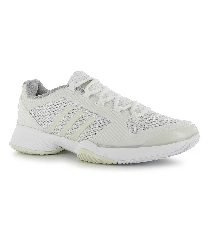 "<p>Adidas by Stella McCartney Barricade Shoes, $88, <a href=""http://www.adidas.com/us/stella-mccartney-barricade-shoes/M21096.html?pr=catlanding_rr&slot=4"" rel=""nofollow noopener"" target=""_blank"" data-ylk=""slk:adidas.com"" class=""link rapid-noclick-resp"">adidas.com</a><br><br></p>"
