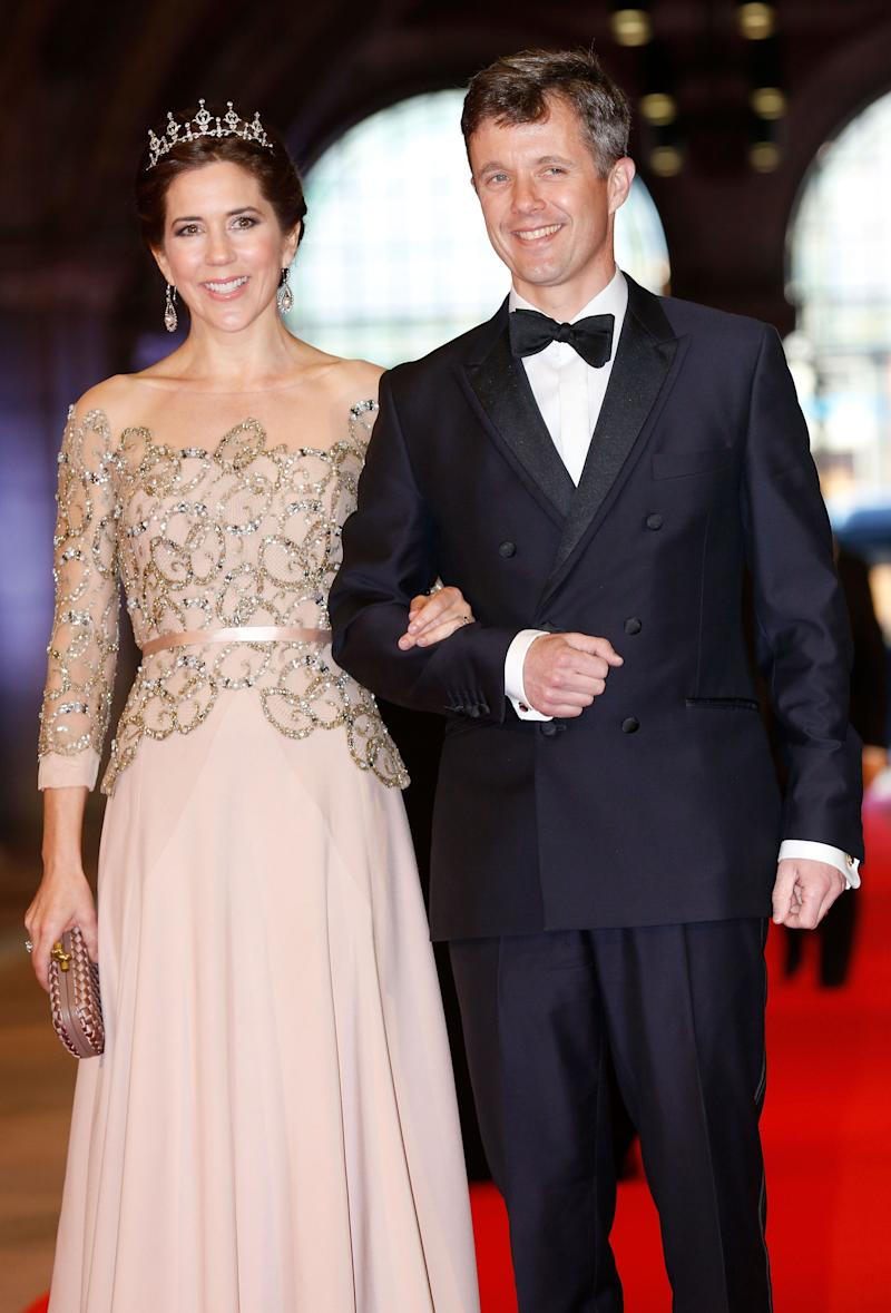 This month, Princess Mary will celebrate 15 years married to Prince Frederik. Photo: Getty Images