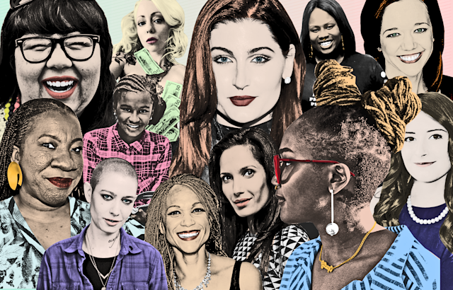 <em>Feminist</em> can mean many things to many different, thoughtful people. (Image: Quinn Lemmers for Yahoo Lifestyle)