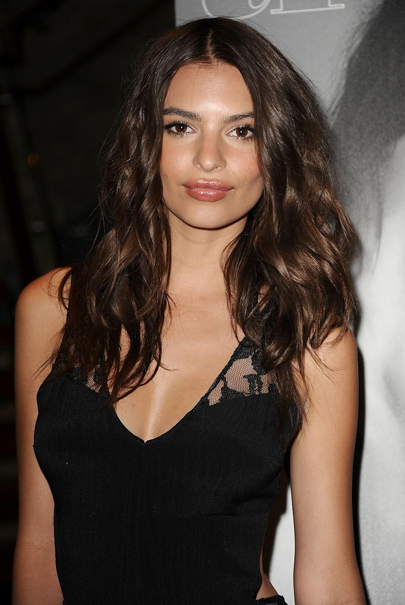 Emily Ratajkowski attends the Treats! Magazine spring issue launch party on May 10, 2012 in Beverly Hills, California. (Photo by Jason LaVeris/FilmMagic)
