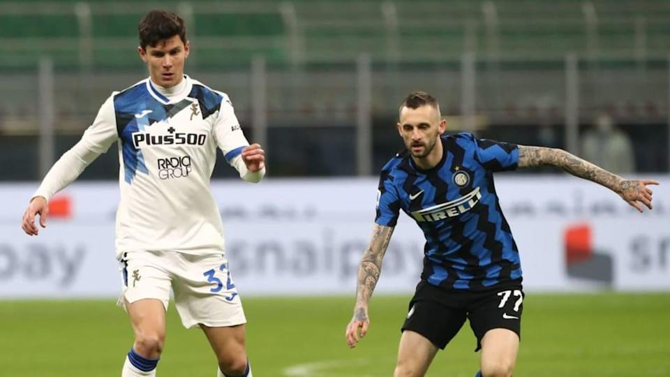 Matteo Pessina, Marcelo Brozovic | Marco Luzzani/Getty Images