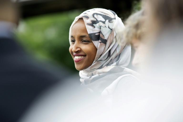 Representative Ilhan Omar, of Minnesota, is among a group of relatively young, liberal women who are first-time members of the House of Representatives