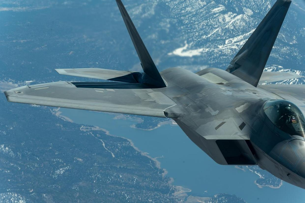 Bad News for China: J-20 Stealth Fighters Can't Touch an F