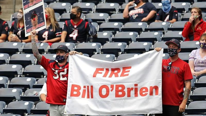 Bill O'Brien on job security: I only control what I control
