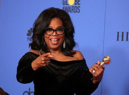 Oprah baffled by Trump's nasty tweet