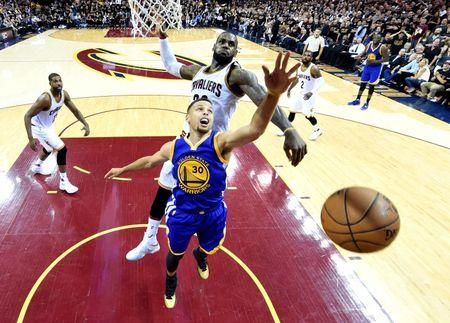 6b9b8ef19281 NBA  Finals-Golden State Warriors at Cleveland Cavaliers
