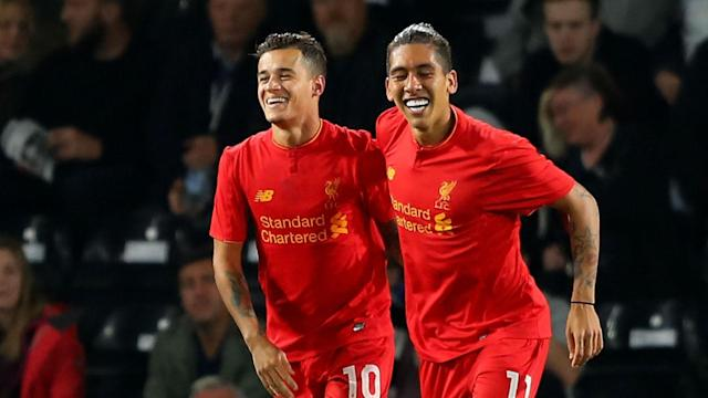 Liverpool defender Dejan Lovren hopes Philippe Coutinho and Roberto Firmino can help them clinch a Champions League spot.