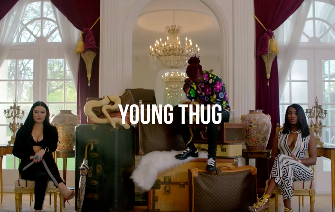 "Watch Young Thug's New Video ""All the Time"""