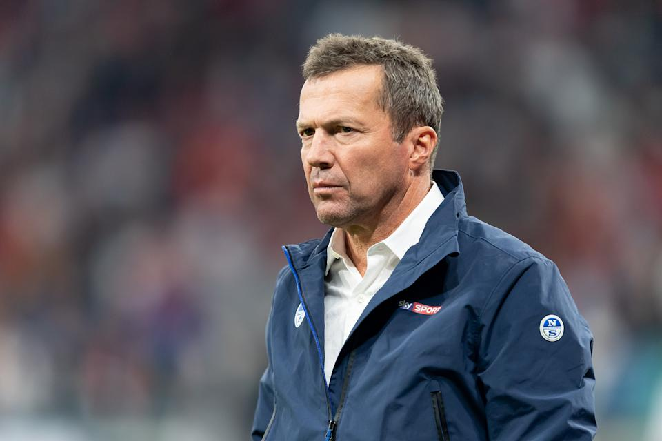 LEIPZIG, GERMANY - SEPREMBER 14: Lothar Matthaeus looks on during the Bundesliga match between RB Leipzig and Bayern Muenchen at Red Bull Arena on September 14, 2019 in Leipzig, Germany. (Photo by TF-Images/Getty Images)