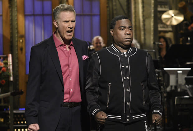 Will Ferrell Hosts Snl Watch Video Of The Best Worst Sketches