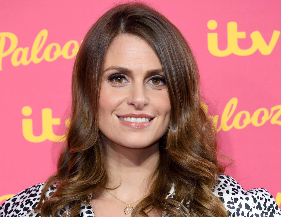 Ellie Taylor attends the ITV Palooza 2019 at The Royal Festival Hall on November 12, 2019 in London, England. (Photo by Karwai Tang/WireImage)