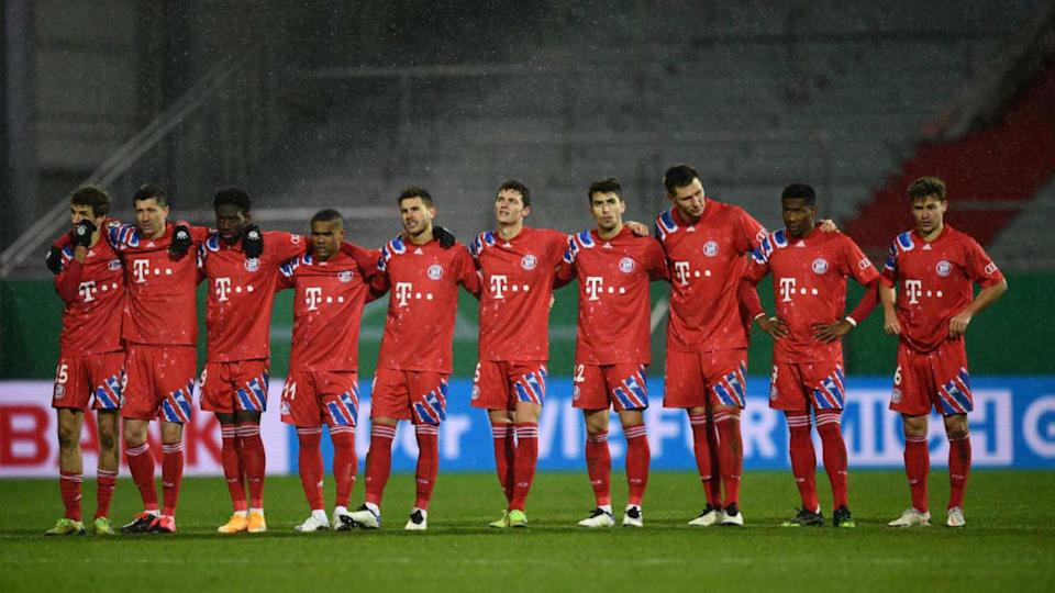 Holstein Kiel v Bayern Muenchen - DFB Cup: Second Round | Stuart Franklin/Getty Images
