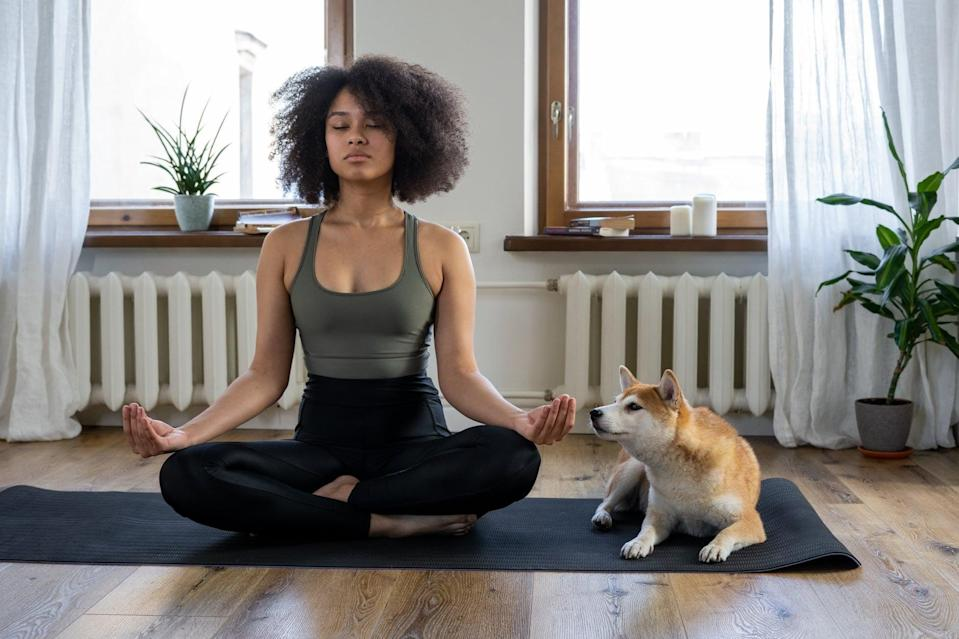 """<p>Inner guidance is all about finding peace within yourself, whether that's through <a href=""""https://www.popsugar.com/family/headspace-breathers-mindfulness-exercises-for-families-48249812"""" class=""""link rapid-noclick-resp"""" rel=""""nofollow noopener"""" target=""""_blank"""" data-ylk=""""slk:meditation"""">meditation</a>, <a href=""""https://www.popsugar.com/fitness/how-to-journal-for-your-mental-health-47222028"""" class=""""link rapid-noclick-resp"""" rel=""""nofollow noopener"""" target=""""_blank"""" data-ylk=""""slk:journaling"""">journaling</a>, channeling your inner child, relying on your strengths, or engaging in a religious practice. People with this route of safety are strong and self-reliant.</p>"""
