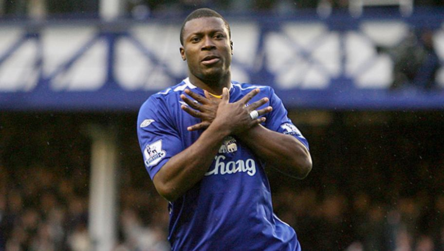 """<p>""""Feed the Yak and he will score."""" The Nigerian tank was worshipped by four different Premier League clubs and departed the English top-flight after scoring 17 goals for Blackburn Rovers in the 2011-12 season - finishing with 95 PL goals in total.</p> <br /><p>The Nigerian first came to England on loan at Portsmouth from Israeli side Maccabi Haifa and after a rather fruitful spell at Middlesbrough became the first Everton player to score more than 20 goals in a season since Peter Beardsley in 1992.</p> <br /><p>'The Yak' was most recently seen plying his trade at Coventry City in League One.</p>"""
