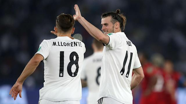 Real Madrid reached the Club World Cup final with victory over Kashima Antlers on Wednesday, delighting hat-trick hero Gareth Bale.
