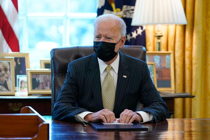 <p>The Biden administration is waiting for Iran's next move in the talks to reinstate the JCPOA</p> (The Associated Press)