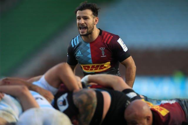 Danny Care is in outstanding form for Harlequins