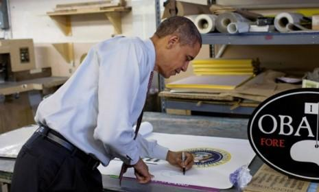 President Obama is left-handed, part of a 10 percent minority whose proportion has remained relatively constant for 5,000 years.