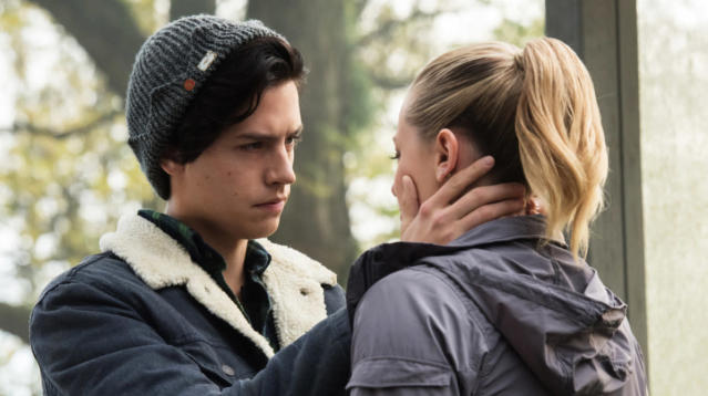 "That's been the question on the minds of ""Riverdale"" fans everywhere after reports circulated that actors Cole Sprouse and Lili Reinhart are dating IRL."