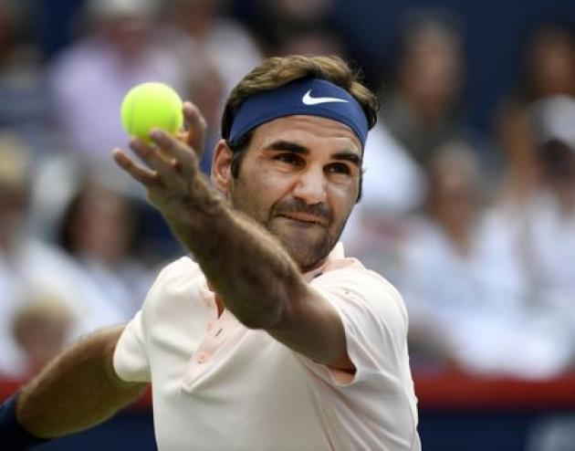 Federer dumps Haase to reach another Montreal final