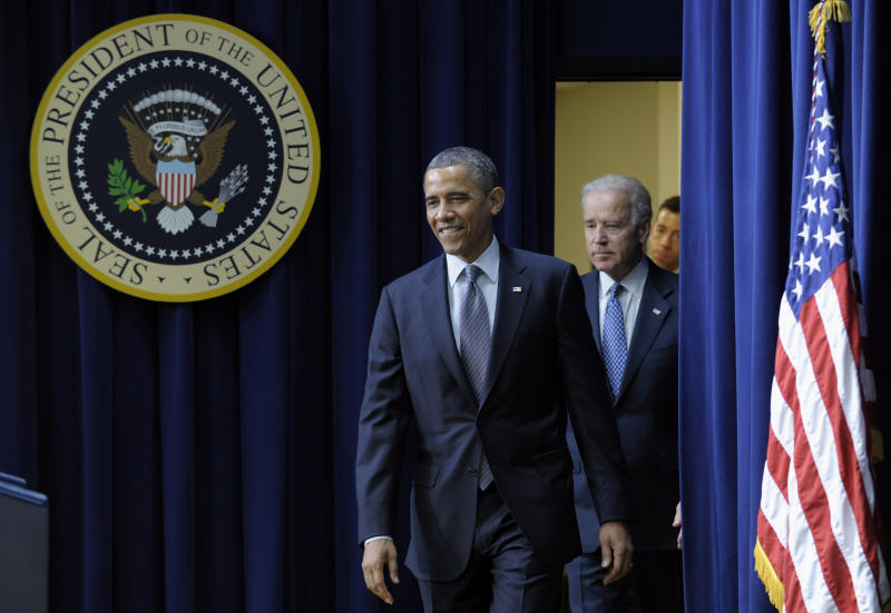 Obama is flexing his leverage on debt, immigration