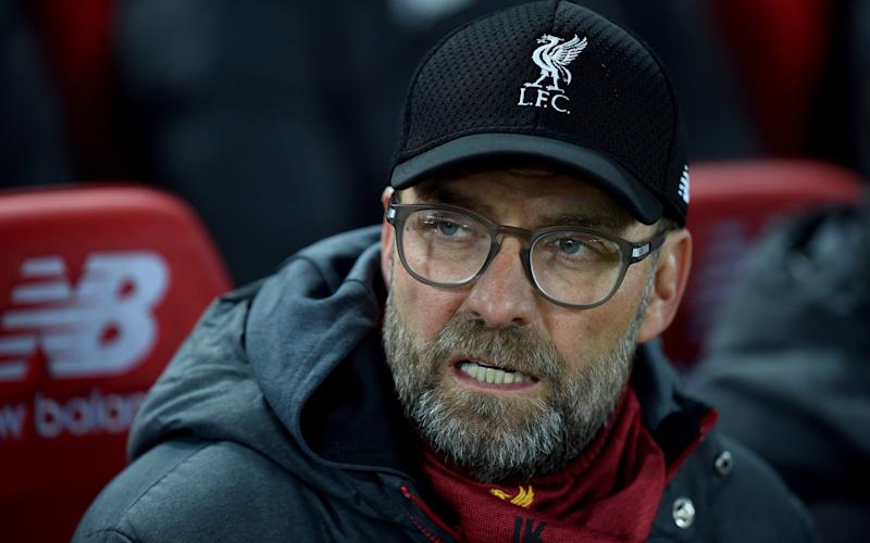 Jurgen Klopp said he does not think one team dominate English football as Liverpool and Manchester United did in previous decades - Liverpool FC