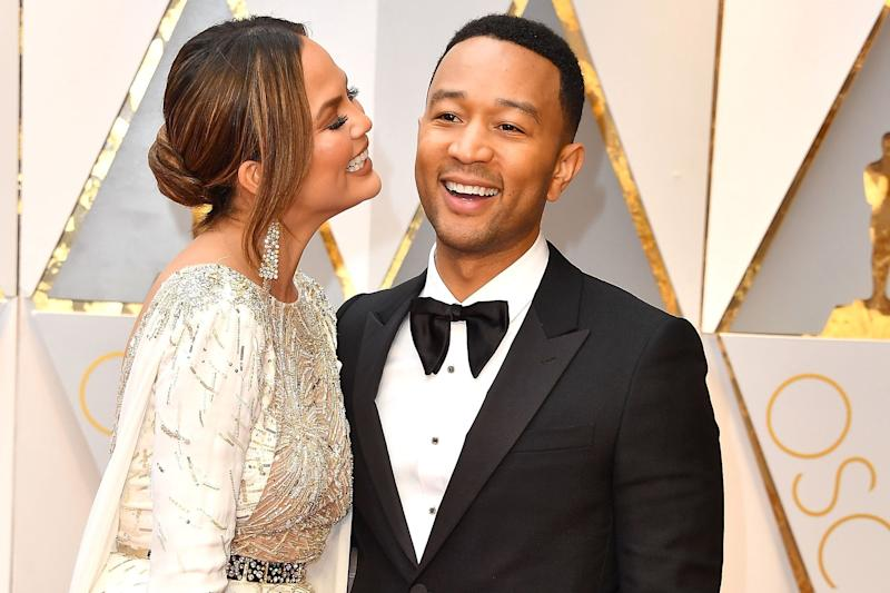 John Legend Opens Up About Supporting Chrissy Teigen During Postpartum Depression