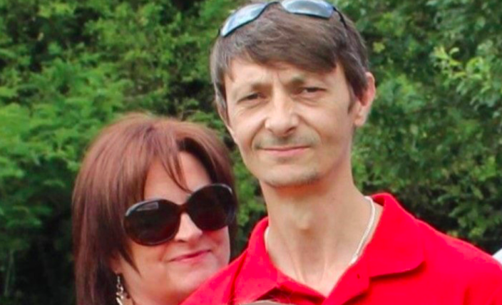 Alan Willson was left in a coma after he was attacked at a park near his home. (JustGiving)