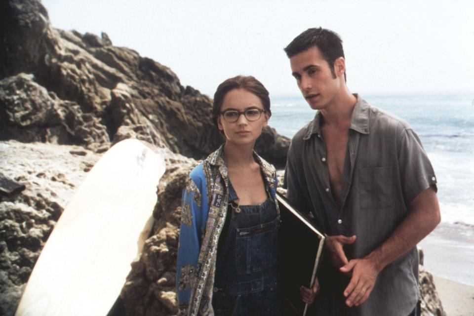 "<p><strong><em>She's All That</em></strong>(1999)<br>Why does it take a makeover for Zack Siler (Freddie Prinze Jr.) to finally be interested in Laney Boggs (Rachael Leigh Cook)? She was awesome before she took off her glasses.</p><span class=""copyright"">Moviestore Collection/REX/Shutterstock</span>"