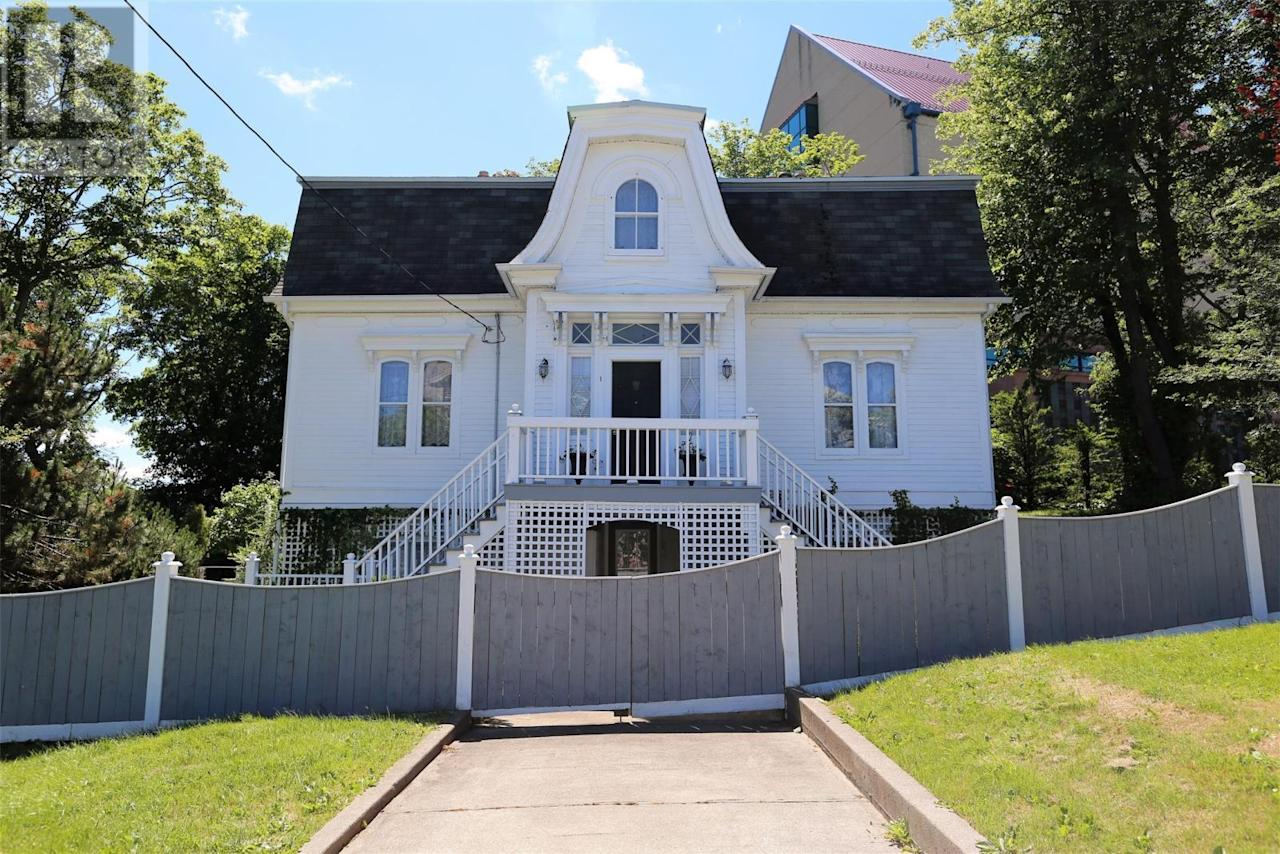"<p><a rel=""nofollow"">1 Bonaventure Ave., St. John's, Nfld.</a><br /> Location: St. John's, Newfoundland and Labrador<br /> List Price: $999,000<br /> (Photo: Zoocasa) </p>"