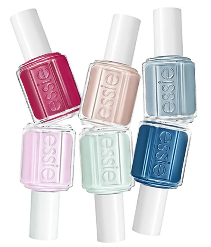 Essie Hide & Go Chic spring nail collection