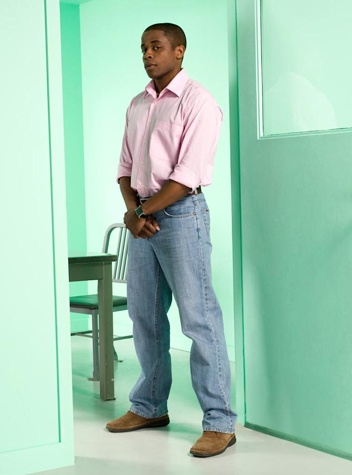 "Dule Hill stars as Burton ""Gus"" Guster in ""Psych."""