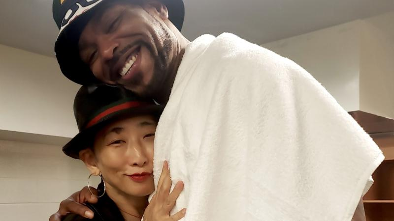RZA and ODB Manager Sophia Chang Gets Advice From Method Man