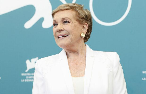 Julie Andrews to Receive the 48th AFI Life Achievement Award