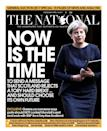 <p>Pro-Scottish Independence The National sees the election as a chance for Scotland to reject Tory rule. </p>