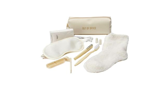 "<p>Out of Office jet-set kit, $19, <a href=""https://www.kohls.com/product/prd-3052669/lc-lauren-conrad-out-of-office-jet-set-kit.jsp?prdPV=100"" rel=""nofollow noopener"" target=""_blank"" data-ylk=""slk:kohls.com"" class=""link rapid-noclick-resp"">kohls.com</a> </p>"