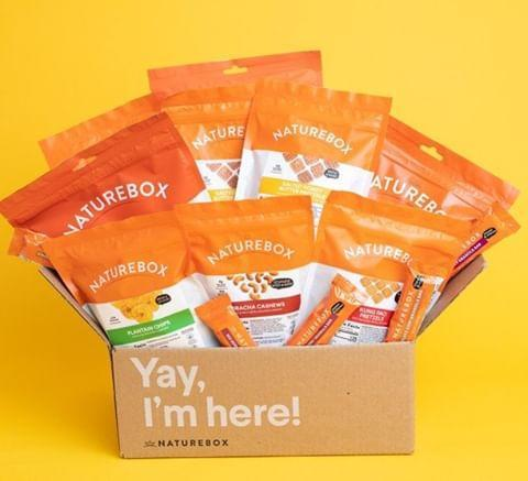"""<p><strong>Best for people who love turmeric lattes</strong></p><p>If the word """"adaptogen"""" is a regular part of your vocabulary, you'll love NatureBox's monthly snack subscription box. </p><p>Their Less-Stress box includes classic snacks like cookies and popcorn that are upgraded with ingredients like turmeric and maca. They also offer an Allergy-Free box, which can be a saving grace for anyone sick of scouring the shelves for nut-free granola bars.</p><p><strong>Price: </strong>Starts at $34.99/month</p><p><a class=""""link rapid-noclick-resp"""" href=""""https://go.redirectingat.com?id=74968X1596630&url=https%3A%2F%2Fnaturebox.com%2Fproducts%2Fm-snack-boxes%23category-content&sref=https%3A%2F%2Fwww.womenshealthmag.com%2Ffood%2Fg33510102%2Fbest-snack-subscription-boxes%2F"""" rel=""""nofollow noopener"""" target=""""_blank"""" data-ylk=""""slk:CHECK OUT NATUREBOX"""">CHECK OUT NATUREBOX</a></p><p><a href=""""https://www.instagram.com/p/CC1F9sZFuhF/"""" rel=""""nofollow noopener"""" target=""""_blank"""" data-ylk=""""slk:See the original post on Instagram"""" class=""""link rapid-noclick-resp"""">See the original post on Instagram</a></p>"""