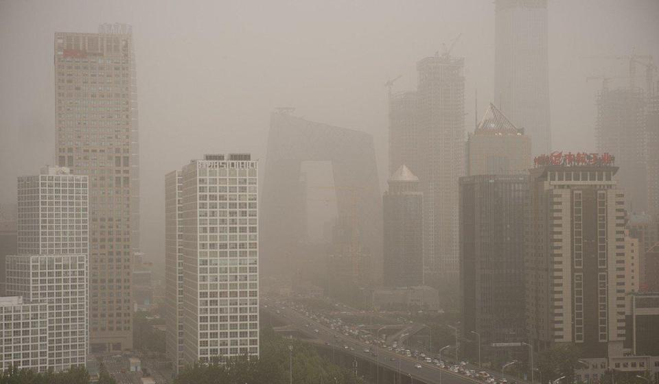 Beijing's air pollution is changing, new research shows