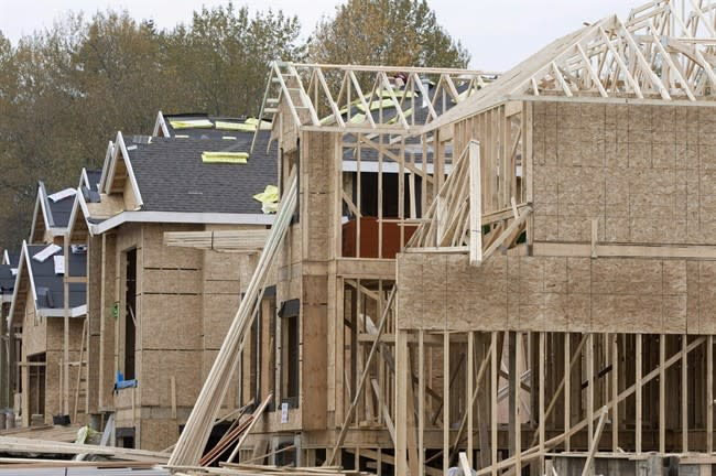 Housing starts up in October, building on momentum: CMHC