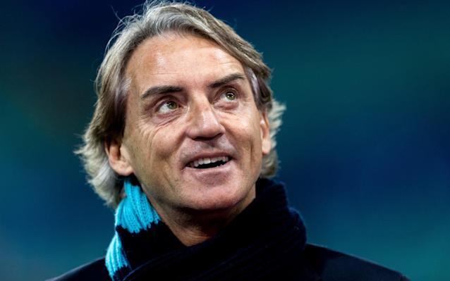 "Former Inter Milan and Manchester City coach Roberto Mancini was given the daunting task of rebuilding Italy's national side on Monday following their astonishing failure to qualify for the World Cup. Mancini, as had been widely predicted, was named as the new national team coach to replace the hapless Gian Piero Ventura, sacked in November after Italy missed out on the World Cup for the first time since 1958. The 53-year-old will begin the job - which had previously been turned down by former Paris St Germain, Real Madrid and Bayern Munich coach Carlo Ancelotti - in the unlikely setting of a friendly against Saudi Arabia in Switzerland on May 28. The FIGC said it had ""concluded an agreement with Roberto Mancini who will hold the position of coach of the national team."" It did not give any further details other than to say he would be officially presented on Tuesday at the team's training base in Florence. Mancini will have to decide whether to recall Mario Balotelli, who he worked with at Man City Credit: Getty images Four-times world champions Italy are at an all time low of 20th in the FIFA rankings after losing to 1-0 on aggregate to Sweden in a playoff for a place in Russia. They were eliminated in the group stage at the 2010 and 2014 World Cups, although they have done better at the European Championship, reaching the final in 2012 and the quarter-finals in 2016. One of Mancini's first decisions will be whether to recall maverick striker Mario Balotelli, who he often clashed with when the pair were at Manchester City. Balotelli has not been called up by Italy since the 2014 World Cup. Mancini, a gifted forward in his playing days, won a surprisingly modest 36 caps for Italy and never played at a World Cup, although he was an unused member of the 1990 squad. Pick your England World Cup 2018 squad He began his coaching career with Fiorentina in 2001 and won the Coppa Italia in his first season even though the club was plagued by financial problems. He then moved to Lazio but had his biggest success at Inter Milan where he won three successive Serie A titles. That was followed by a stint at big-spending Manchester City where he won one English Premier League and one FA Cup title in four seasons. Since then, he has coached at Galatasaray, had another less successful spell at Inter and finally a season at Zenit. At one point, he criticised predecessor Antonio Conte for calling up naturalised players such as Brazilian-born Eder and Argentine-born Franco Vazquez."