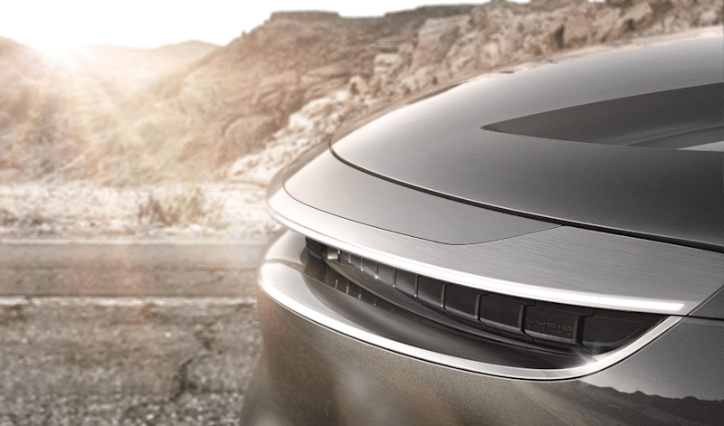 lucid motors factory