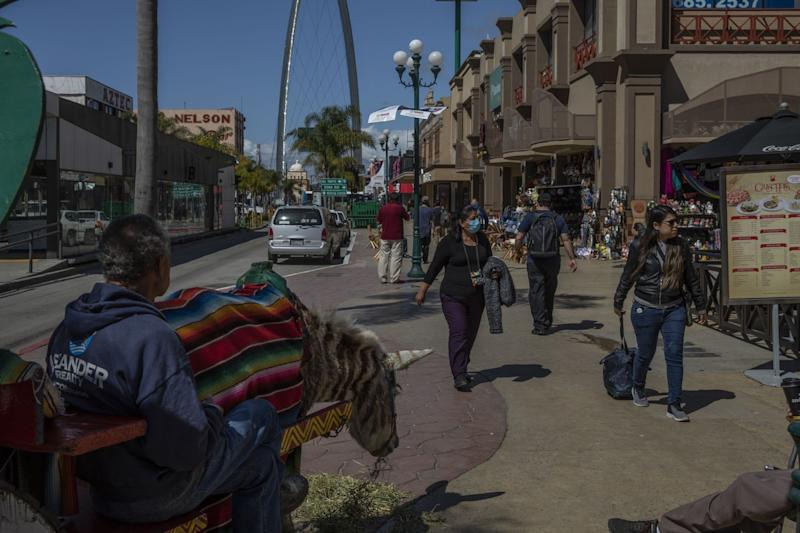 Mexico Downgraded to BBB by S&P on Virus, Oil Price Shocks