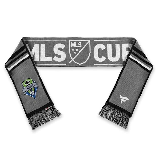 Sounders FC 2019 MLS Western Conference Champions Scarf