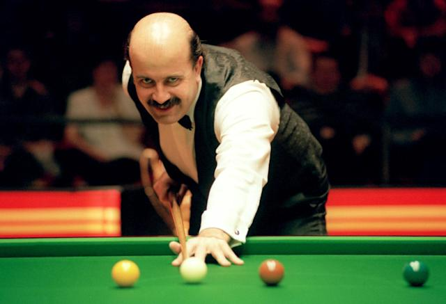 Willie Thorne was immortalised in song (PA)